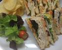 Karrot Klub Sandwich
